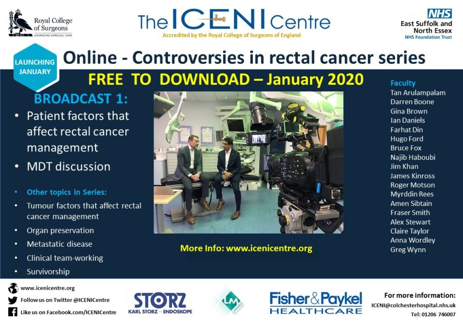 ICENI Broadcast 1 advert
