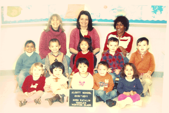 Olivia's Class Picture