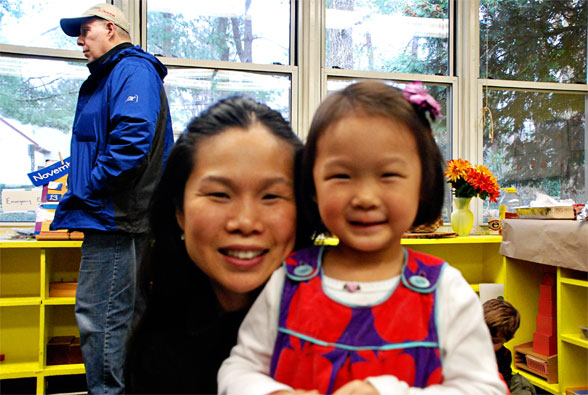 Olivia's Thanksgiving Party 2011 photo