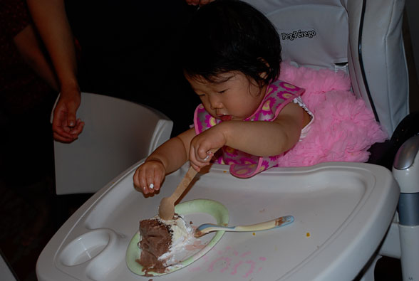 Isabella's First Birthday photo