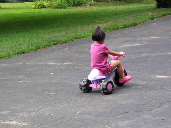 Preschool Motorcross Training
