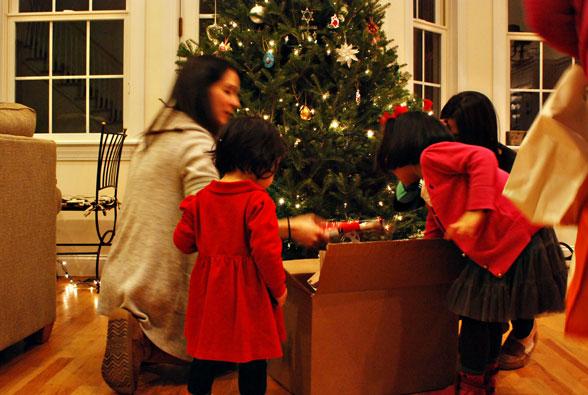 Berkshires Westchester Brooklyn Christmas