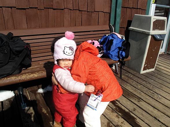 Last Day of Ski School