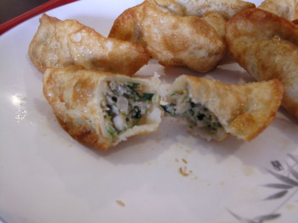 Review: Hmart Homemade Fried Dumplings