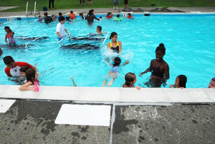 Camp Swim