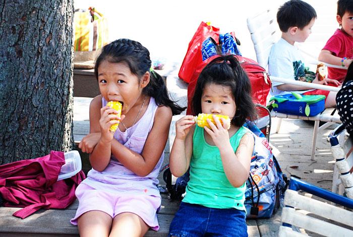 Chinese Camp Beach Day