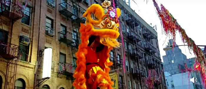 The Last Lion Dance
