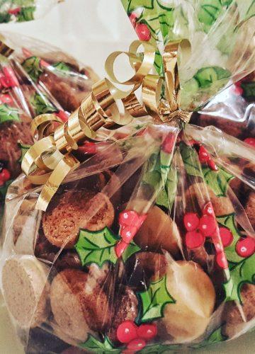 kruidnoten Dutch spice cookies