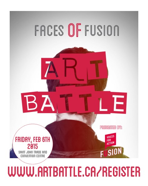 Faces Of Fusion Art Battle