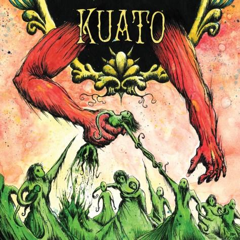 Kuato - The Great Upheaval (2014)
