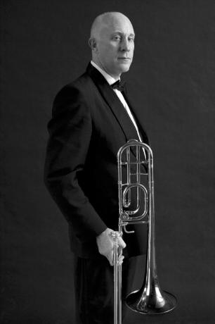 Musician Richard Kidd (Courtesy of James Wilson)