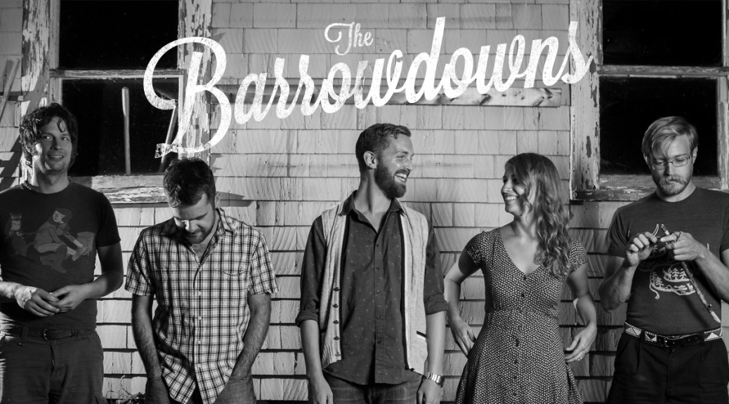 New Music: The Barrowdowns' EP