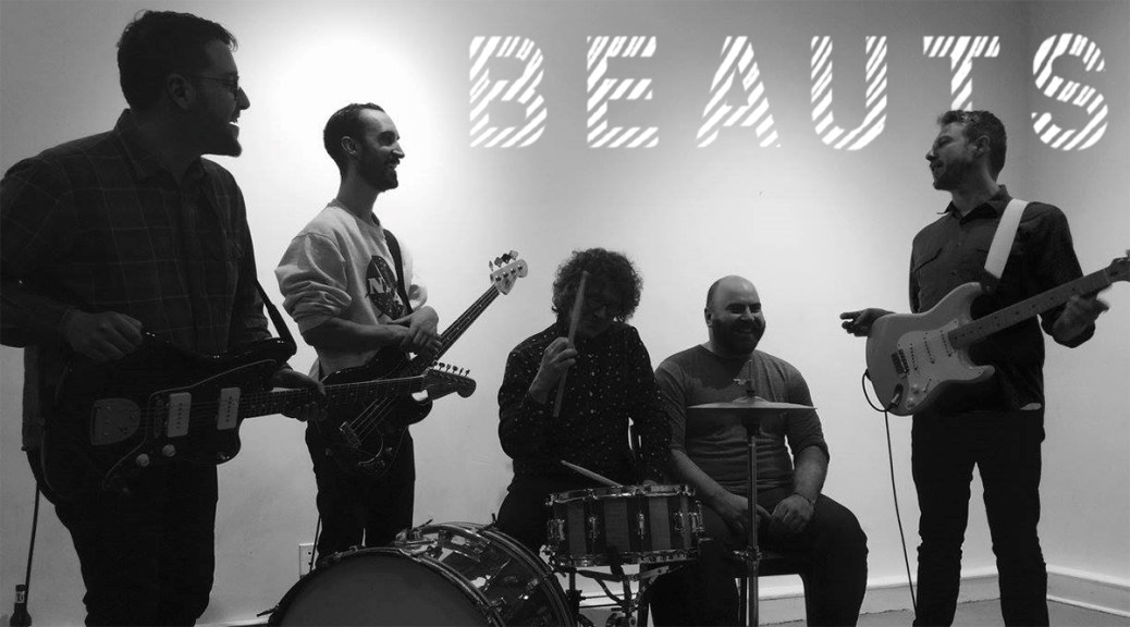 New Music: Beauts' 'Waves/Wash'