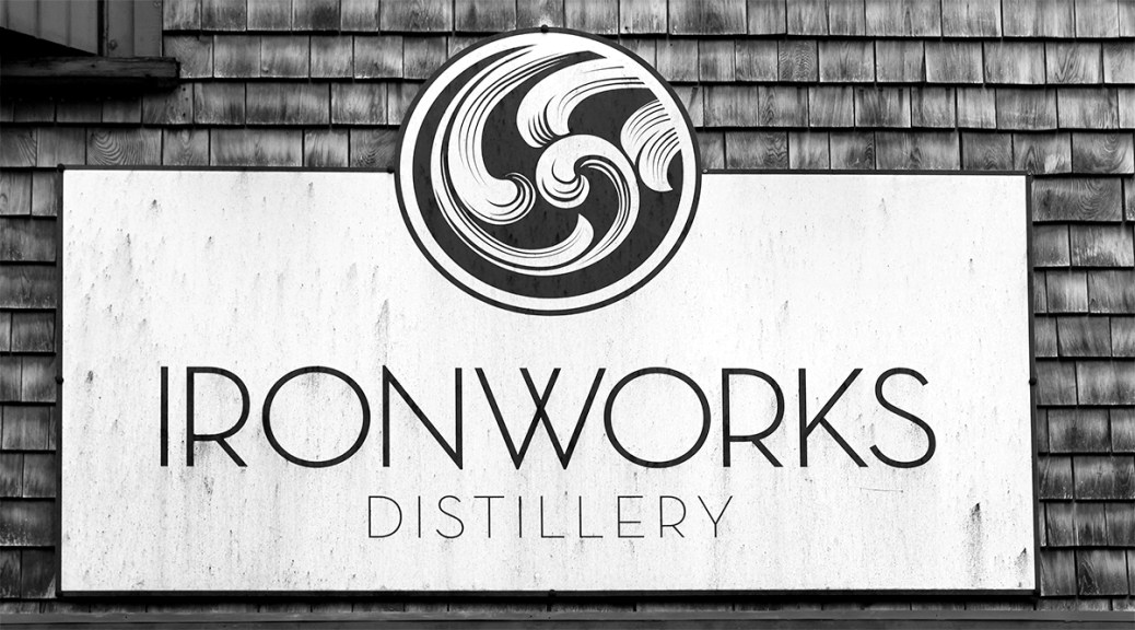Ironworks: Lunenburg's Blacksmith Shop Turned Distillery