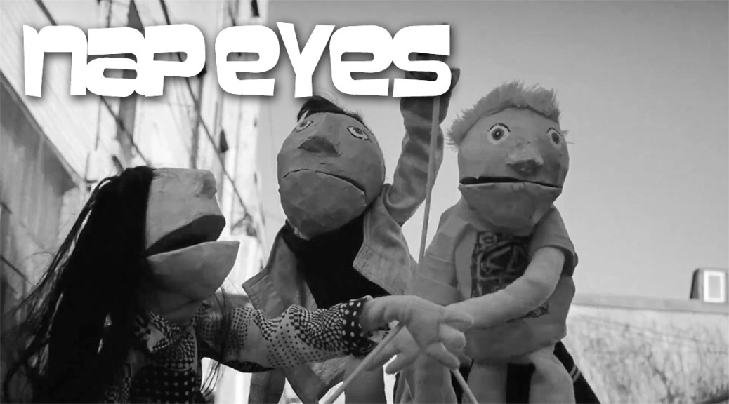 Video: Nap Eyes Premieres 'Click Clack'