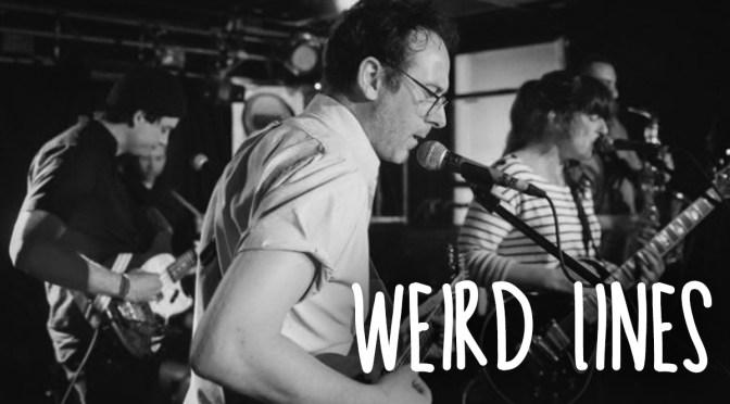 New Music: Weird Lines' 'Weird Lines'