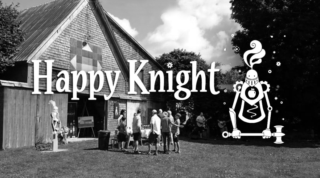 Happy Knight Wines Announce New Hatfield Point Facility