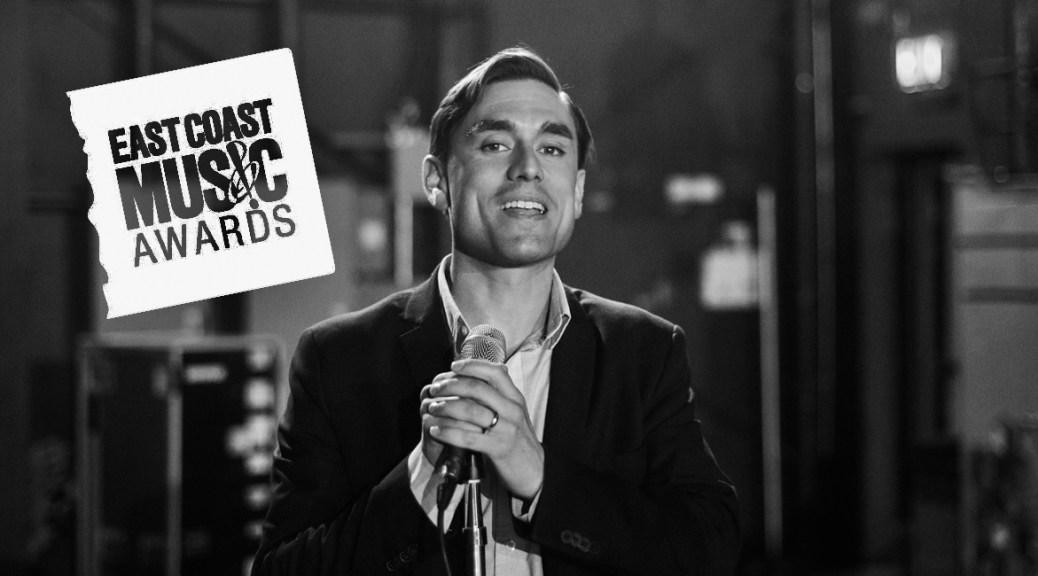 James Mullinger To Host 2017 East Coast Music Awards
