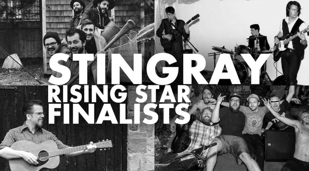 Harvest Jazz & Blues Announce 2016 Stingray Rising Star Finalists