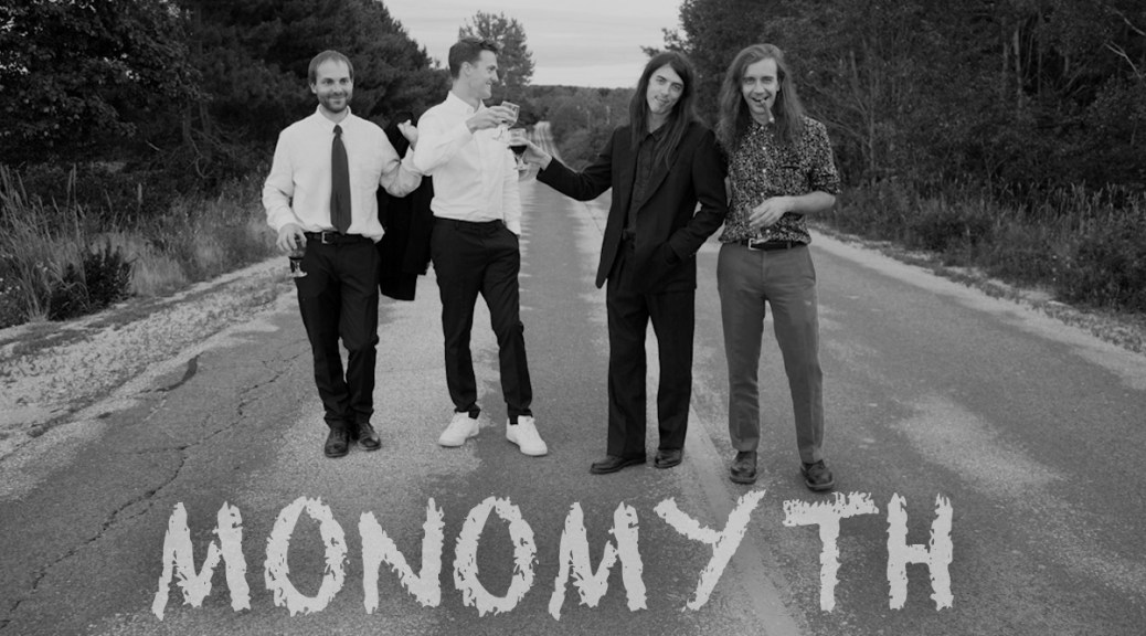 New Music: Monomyth's 'Happy Pop Family'