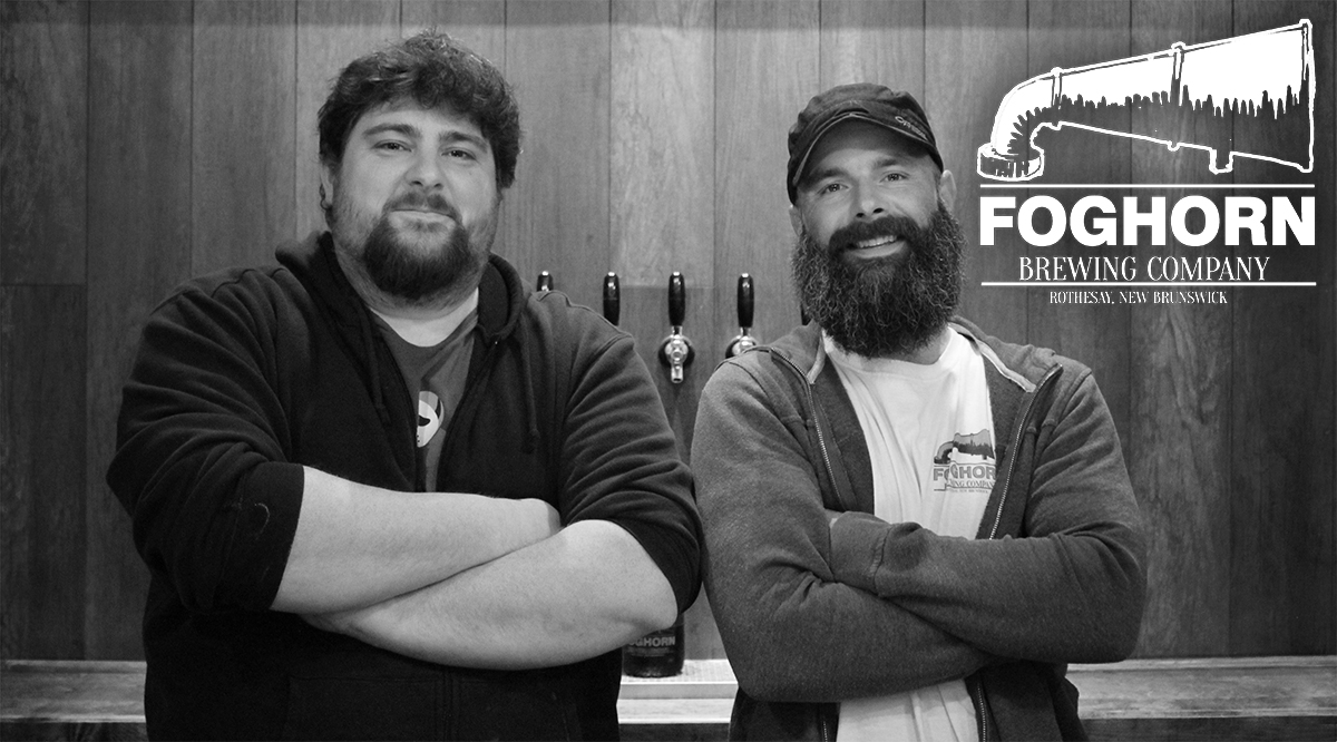 Foghorn Brewing: Ever Wonder What New Brunswick Tastes Like?