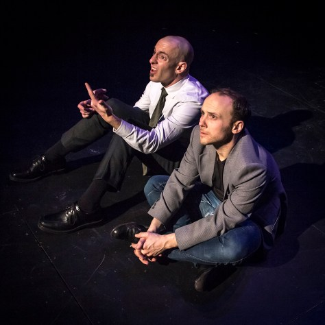 Nasty Shadows Theatre Company's 'In On It'