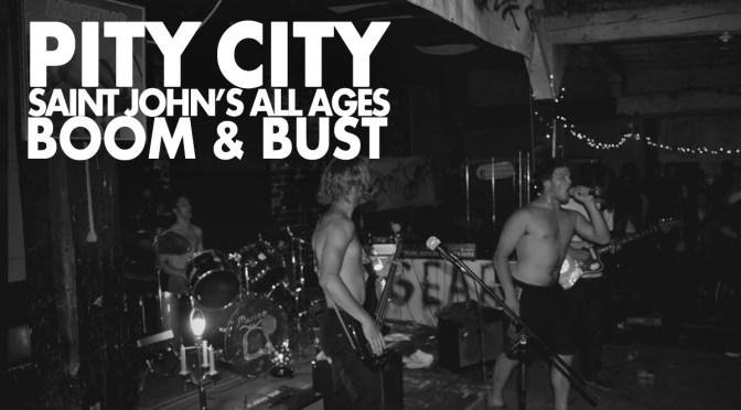 Pity City (Matt Weaver)
