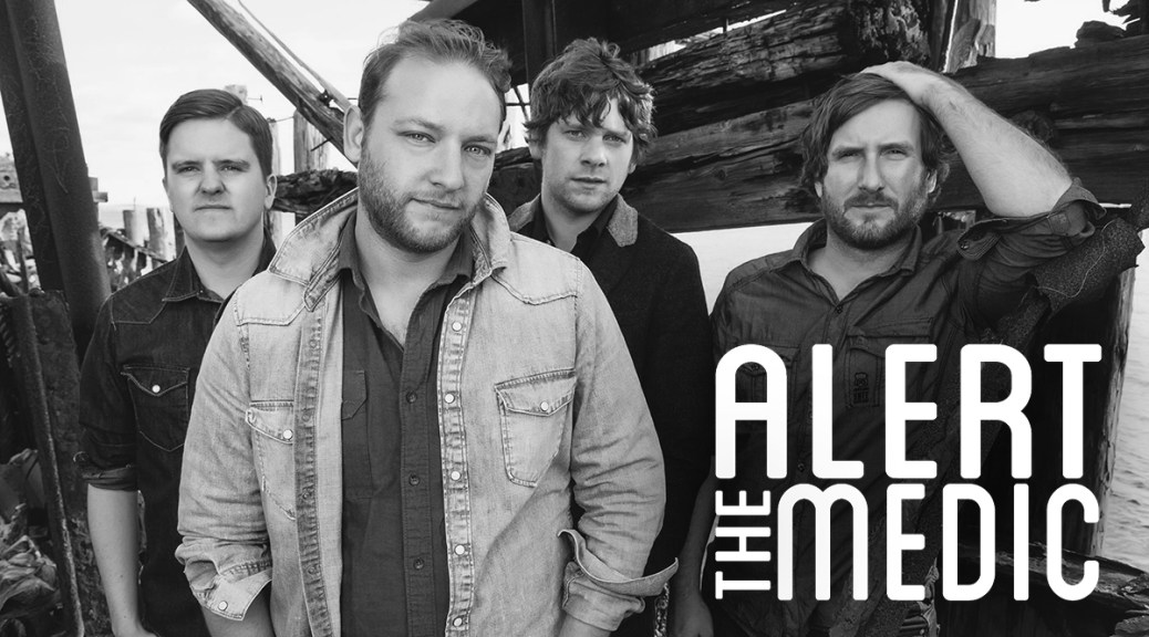 Alert The Medic Tease New Album With Tragically Hip Cover