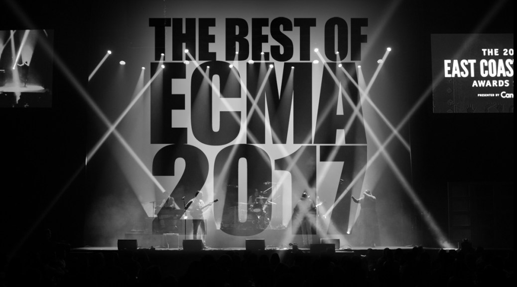 Eight Bands We Loved Seeing At ECMA 2017