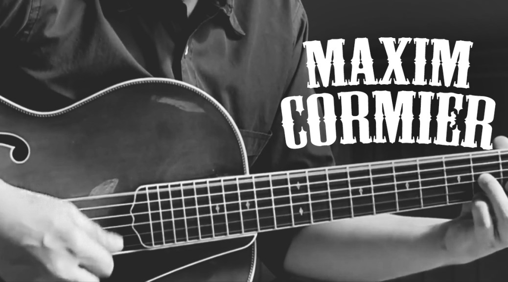 Music Video: Maxim Cormier Covers Bach's Prelude for Lute BWV 999