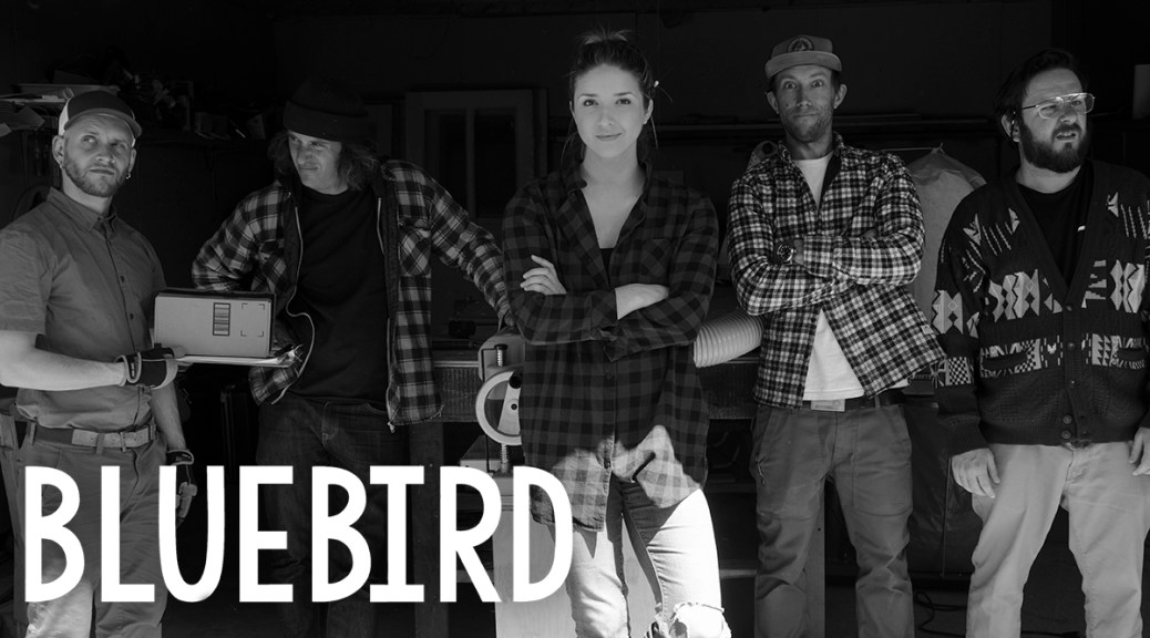 Bluebird: Co-Creator Of The PEI Encyclopedia Co-Creates A New Web Series