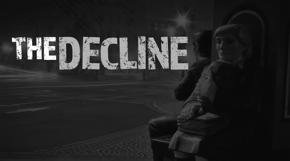The Decline: Saint John In The Midst Of A Zombie Siege
