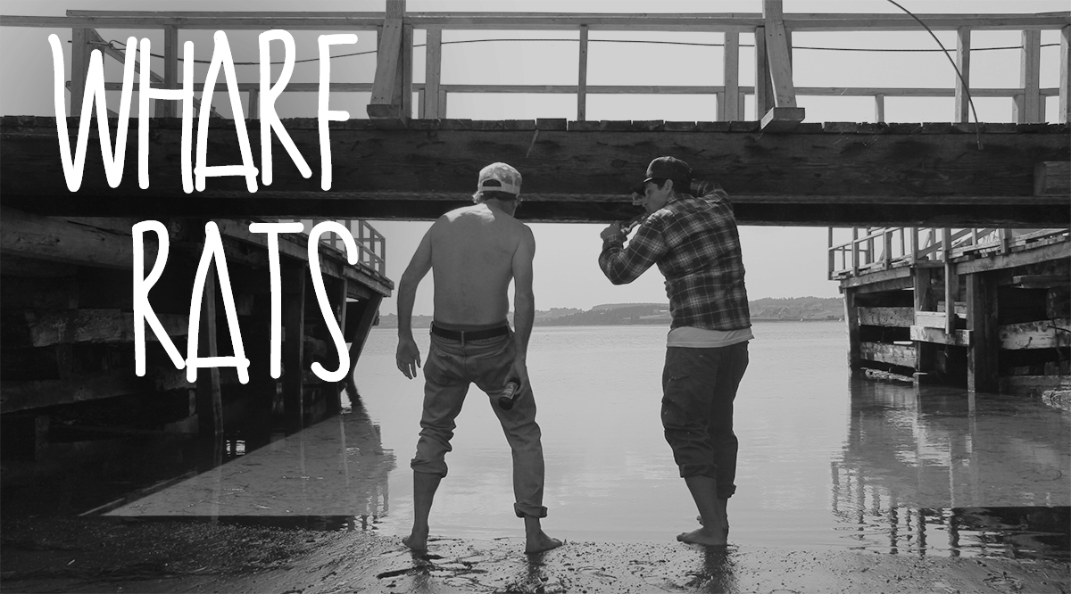 Wharf Rats: PEI Web Series Secures Over $200k In Funding