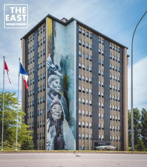 (Jacques Cormier/The East)