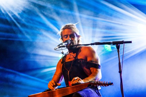 Xavier Rudd (Sophie Cormier/The East)