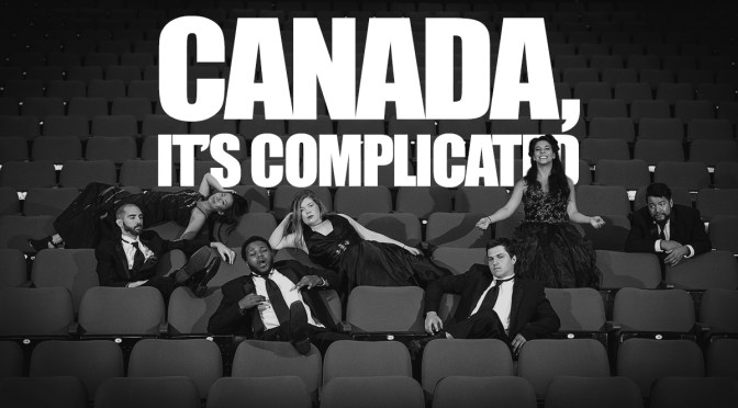 Canada It's Complicated (Greg Locke)