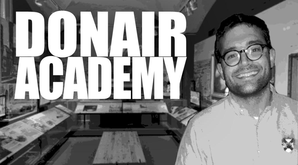 Donair Academy: Final Fantasy Meets Encarta Meets East Coast Cuisine