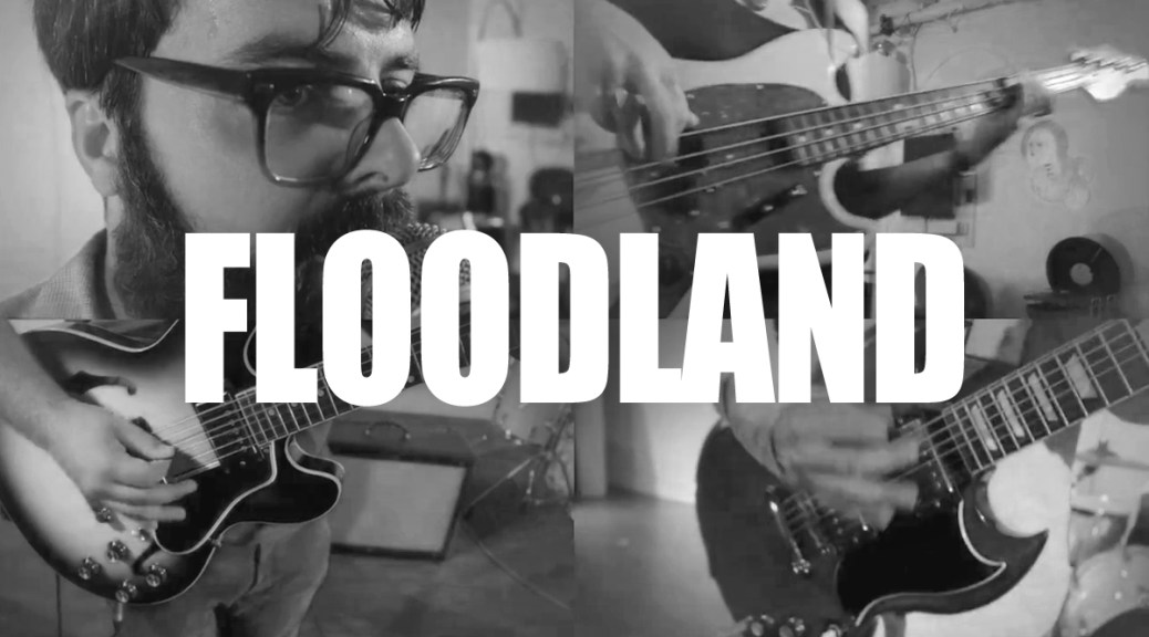 Premiere: Floodland Release Music Video For 'Tangled'