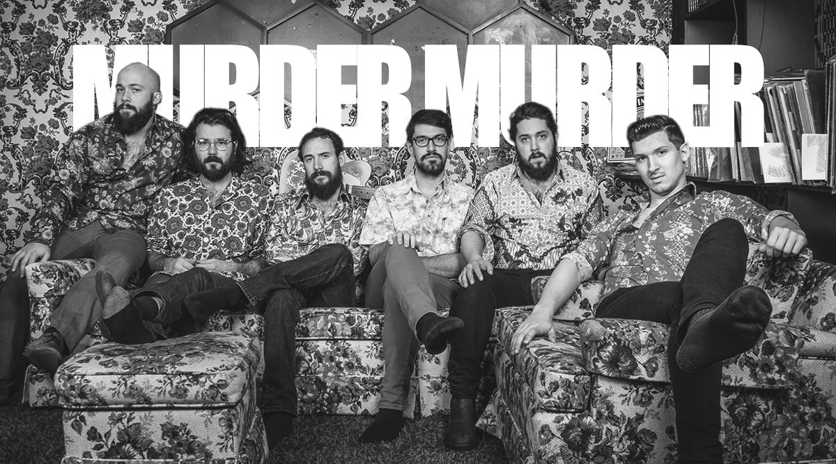 New Music: Murder Murder Rack Up A Body Count On 'Wicked Lines & Veins'
