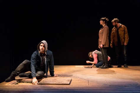 Fortune of Wolves (Courtesy of Theatre New Brunswick)