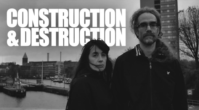 Music Video: Construction & Destruction Travel Through Berlin In 'Running Glass'