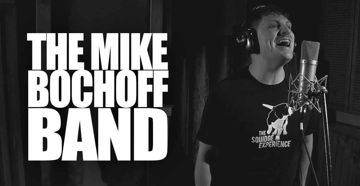 Music Video: The Mike Bochoff Band Find 'Glory' In A Showcase Showdown