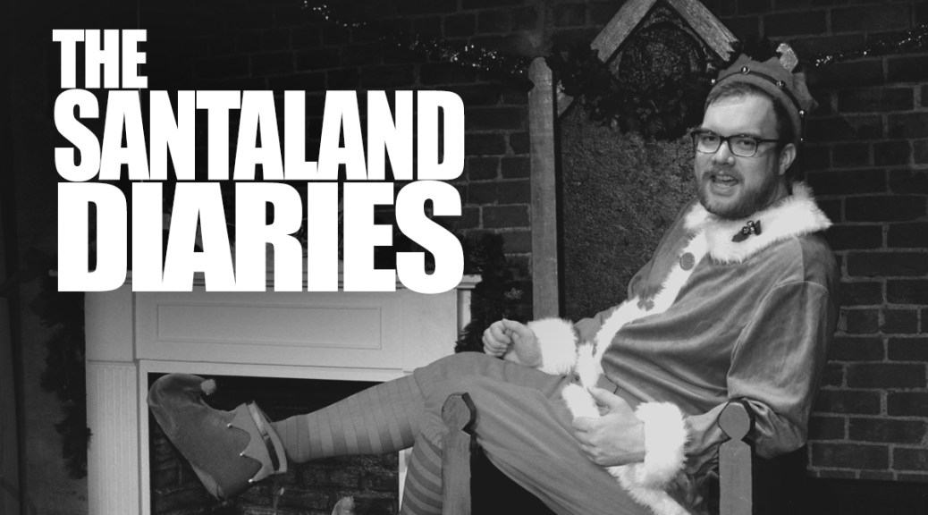 In Review: The Improvisation Corporation's Performance Of David Sedaris' Holiday Comedy 'The Santaland Diaries'