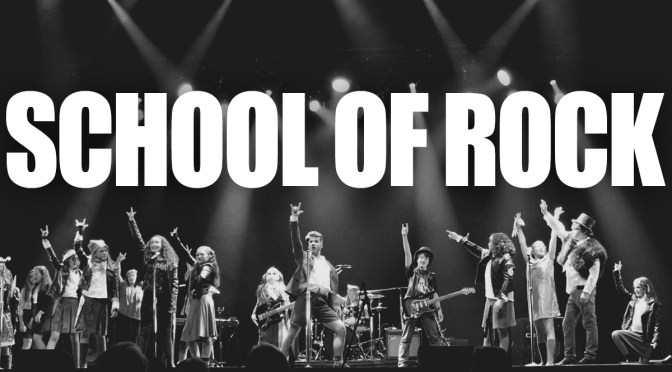 In Review: InterAction Performs Musical Rendition Of Jack Black Film 'School Of Rock'