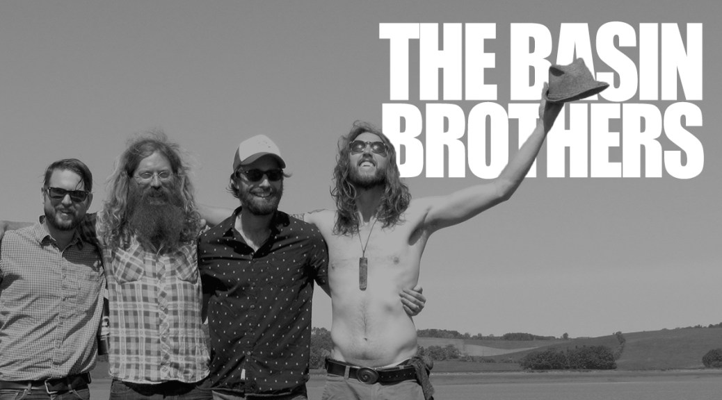 New Music: The Basin Brothers' 'Country Paranoid'