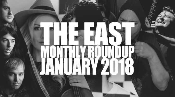 Monthly Roundup January 2018 Cover