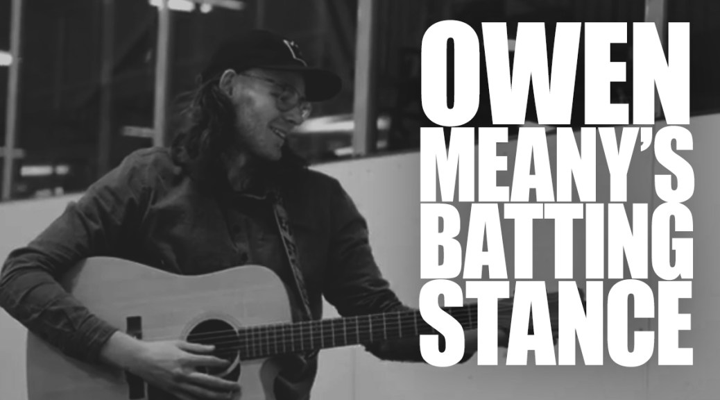 Premiere: Owen Meany's Batting Stance's 'Winter Wednesdays' Separates Church And State And The Weatherman