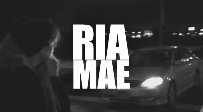 Music Video: Ria Mae's 'Red Light' Showcases Painful Breakup