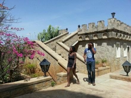 Kajuru Castle.............