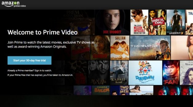 Amazon Prime Video ora disponibile in oltre 200 Paesi e Territori nel mondo